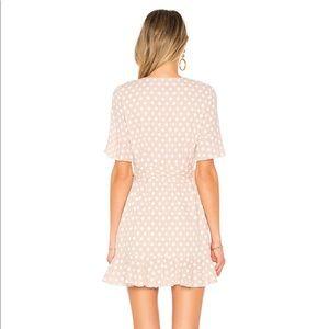 MAJORELLE Dresses - Portia Dress in Taupe Majorelle - Revolve
